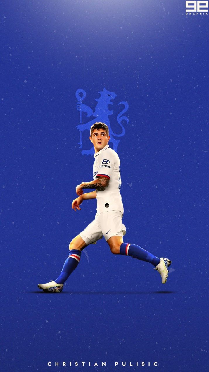 Christian Pulisic Wallpaper 1 In 2020 Chelsea Football Club Wallpapers Christian Pulisic Chelsea Wallpapers