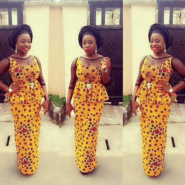 """3 Likes, 1 Comments - Ladies Fashion (@ladiesaccessoriesng) on Instagram: """"Who doesn't love the #starankara???? Check out these styles inspiration.... Your #beautiful…"""""""