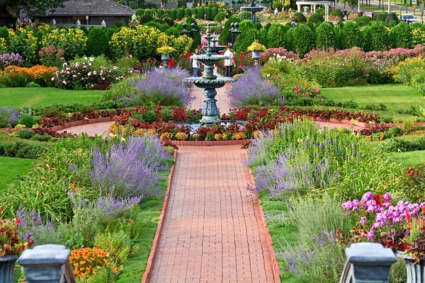 Munsinger Gardens In St Cloud Mn Great Spot To Take A Picnic Lunch And A Stroll Minnesota 39 S