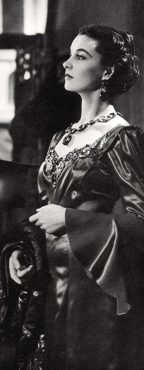 Vivien Leigh - B*tch was BEAUTIFUL.