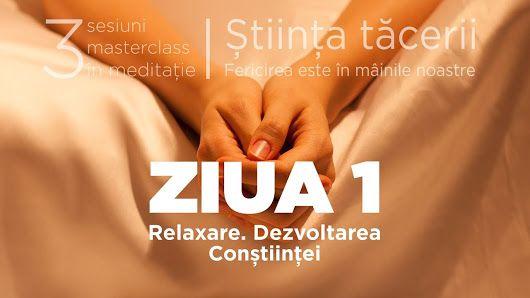 Relaxare. Dezvoltarea conștiinței În prima sesiune, învățați relaxarea Heartfulness pentru o bună stare fizică și învățați meditația ghidată Heartfulness, asupra sursei de lumină din inimă. Înainte de vizionare: ☀ Așezați-vă undeva retras; sesiunea nu durează mai mult de o oră; ☀ Stați într-o poziție confortabilă dar nu întins pe spate; ☀ Dezactivați-vă toate notificările de pe telefon, laptop sau tabletă. Informați-vă familia sau prietenii că aveți nevoie de un moment de liniște. Mai mult…