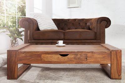 Luxusný nábytok REACTION: Konferenčný stolík MARKANT.