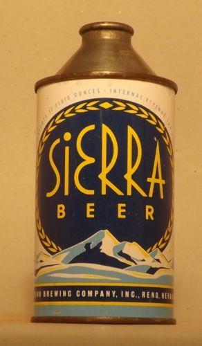 Sierra-Cone-Top-Beer-Can-Reno-NV-Cone-u-copia-Sale