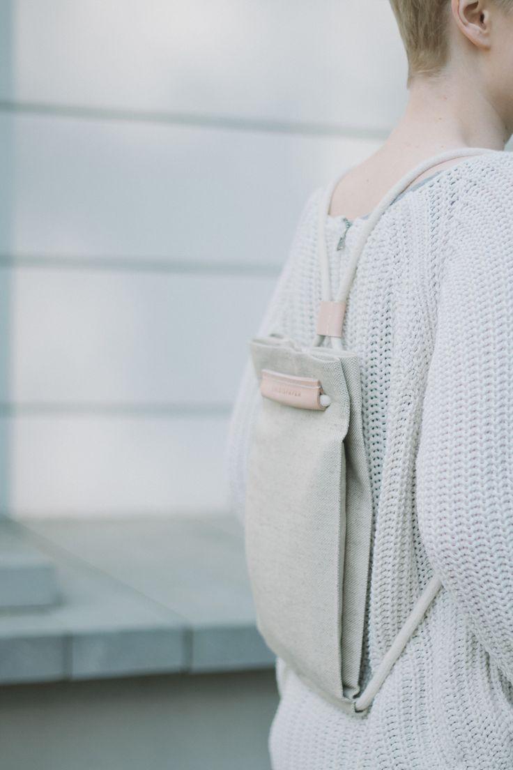 Pocket Bag Natural.