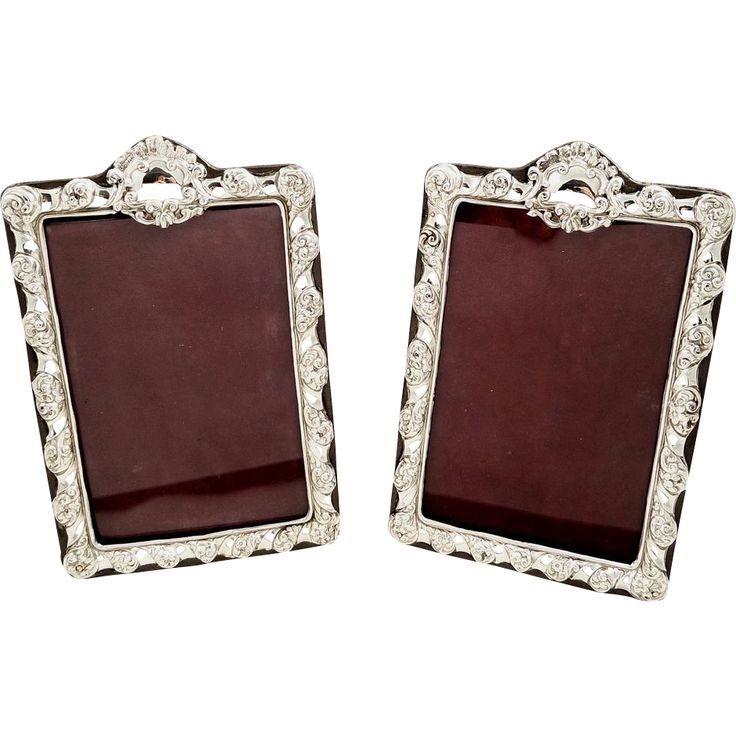 Antique Sterling Silver Picture Frames Best 2000 Antique Decor Ideas