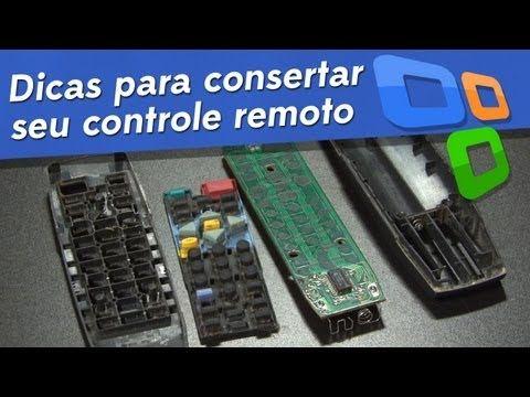 O comando do controle remoto  funciona mal ou deixou de funcionar? Aprende a reparar de forma simples e rápida! | Dicas