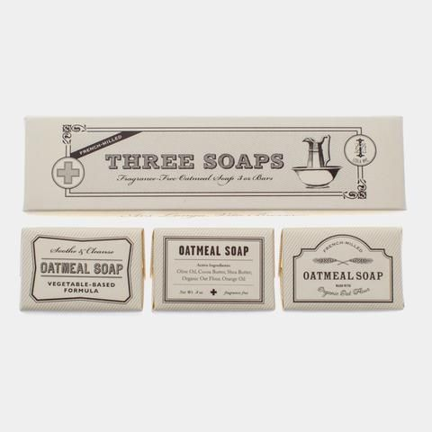Apothecary Trio of Soap Set