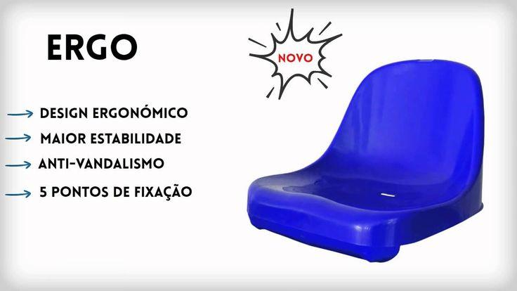 Cadeira Modelo Ergo