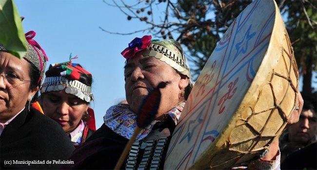Mapuches , Pueblo originario Chile