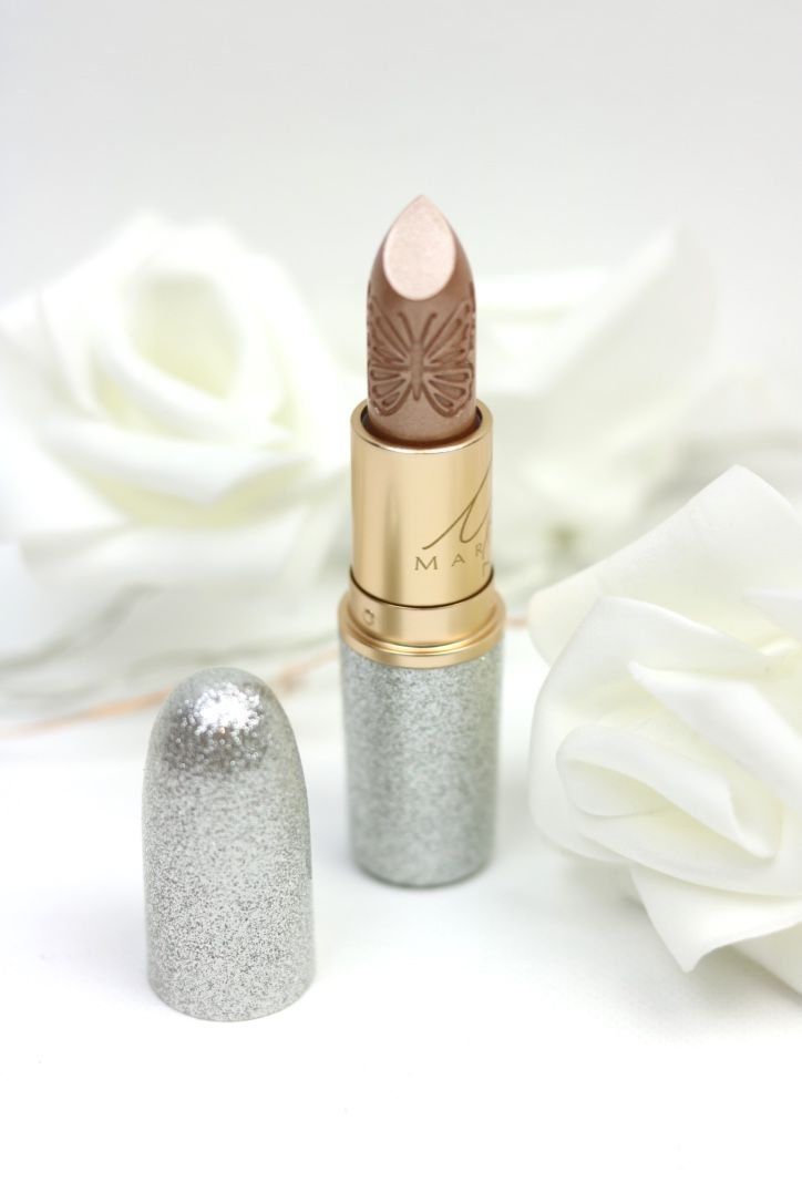 Mariah Carey All I Want Frost Lipstick, Limited Edition Mac Cosmetics