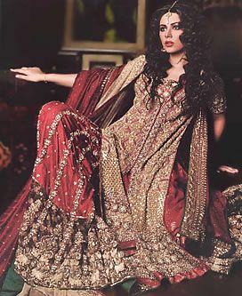 D3649 India Wedding Lenghas, Indian Designer Wedding Lenghas, Asian Bridal Lehghas USA Florida Texas NY CT Bridal Wear