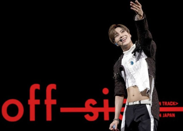 Taemin : OFF-SICK <on track> in JAPAN @ YOKOHAMA ARENA Day 1 ; 20171119