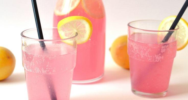 Rebarbarás-citromos limonádé recept | APRÓSÉF.HU - receptek képekkel