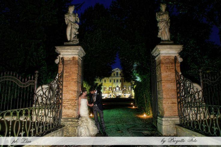 Villa Valmarana by night,www.progettofoto.it,Noventa Padovana,Padua,Veneto