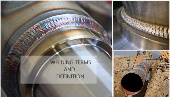Handouts for basic welding terminolgies and definitions ~ Weldpedia