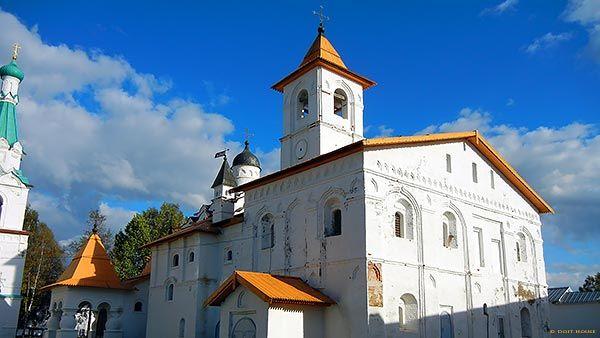 Alexander Svirsky Monastery.