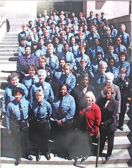 women police officers - Kansas City Missouri Police Department
