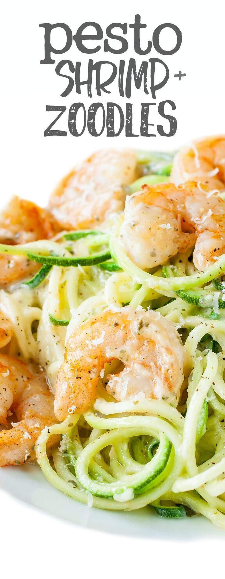 Ready for some easy peasy comfort food with a light and creamy twist? Shrimp and…