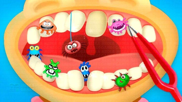 БОЛЬНИЦА для животных #Мультики для малышей Доктор делает УКОЛ Лечим зуб...