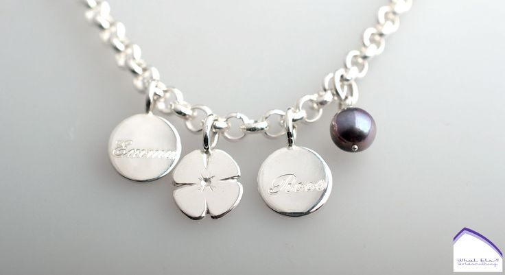 Een  armband passende bij de armbandjes van je dochters, een superleuk verjaardagscadeau