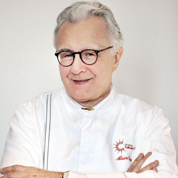Alain Ducasse / Collège Culinaire de France  © Fabien Lemaire  #chef #gastronomie