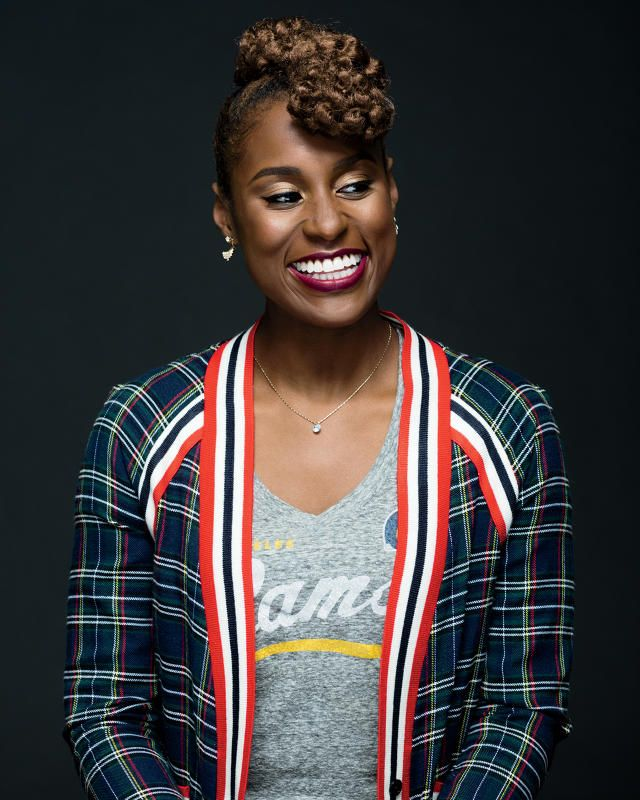 Actress, showrunner, and comedian Issa Rae discusses the drive for diversity in television and finding her voice on HBO's Insecure.