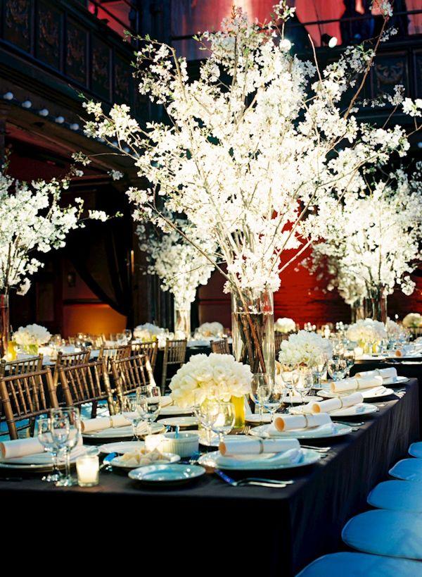 Best white floral centerpieces ideas on pinterest