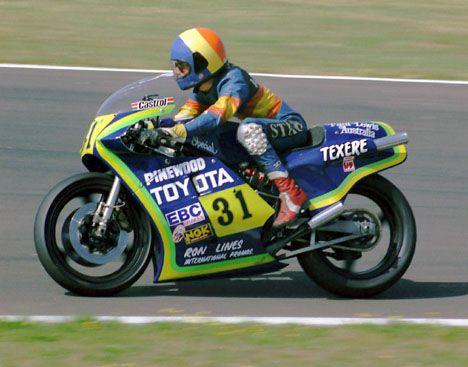 Paul Lewis 1983