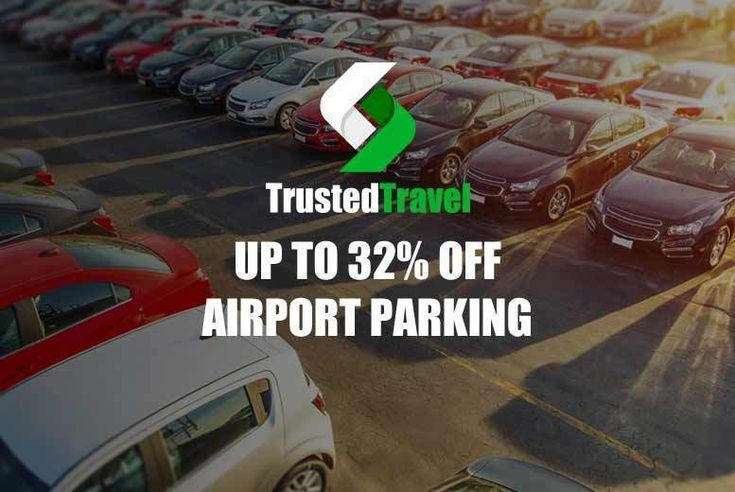 Discount £2 for up to 32% off Airport Parking - 26 UK Airports! for just £2.00 What: Get up to 32% off the cost of airport parking with Trusted Travel.  Includes: SMS notifications and free cancellation cover.  Where: Valid at 26 UK airports (see map). Includes Gatwick, Heathrow, Manchester, Leeds, Edinburgh, Glasgow and more!  When: Voucher valid until 30th September 2018. BUY NOW for just £2.00