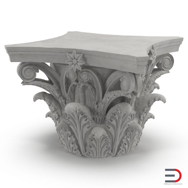 Corinthian Order Column Capital 3d model #corinthian #order #column #capotal #3d # model http://www.turbosquid.com/3d-models/3d-model-corinthian-order-column-capital/959382?referral=3d_molier-International