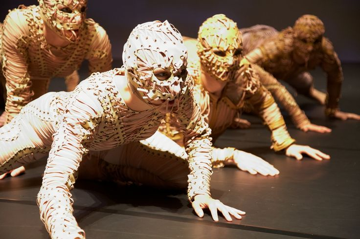 #Synthetic #Twin, #Theater #Osnabrück  #Nanine #Linning, #2010