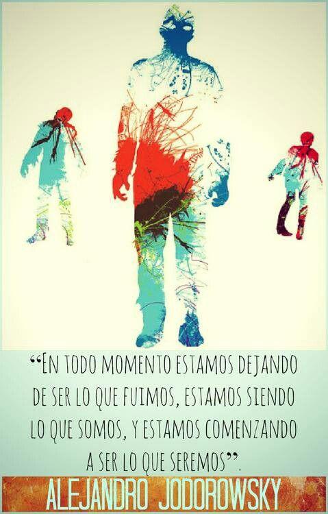 Alejandro Jodorowsky. #inspiracion #frases