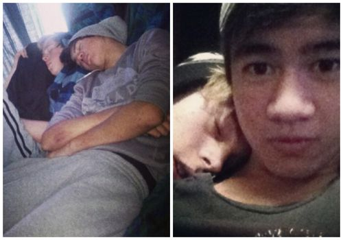 5sos sleeping | Cake - First Time... - Cake - First Time... - Page 1 - Wattpad