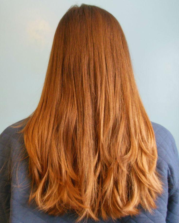 Orange Hair Natural Google Search Dyed Hair Natural