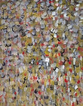 Autumn Field - Mark Tobey
