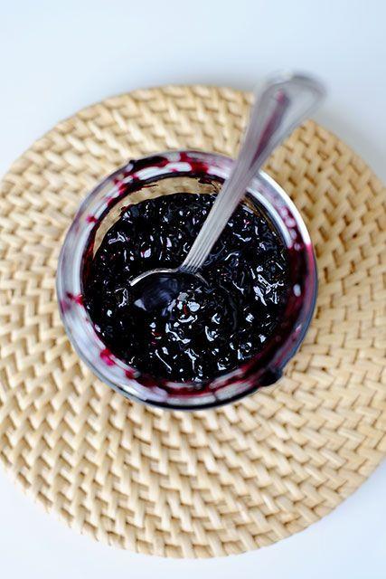 Marmellata di Sambuco - Granosalis - Blog di cucina naturale e consapevole