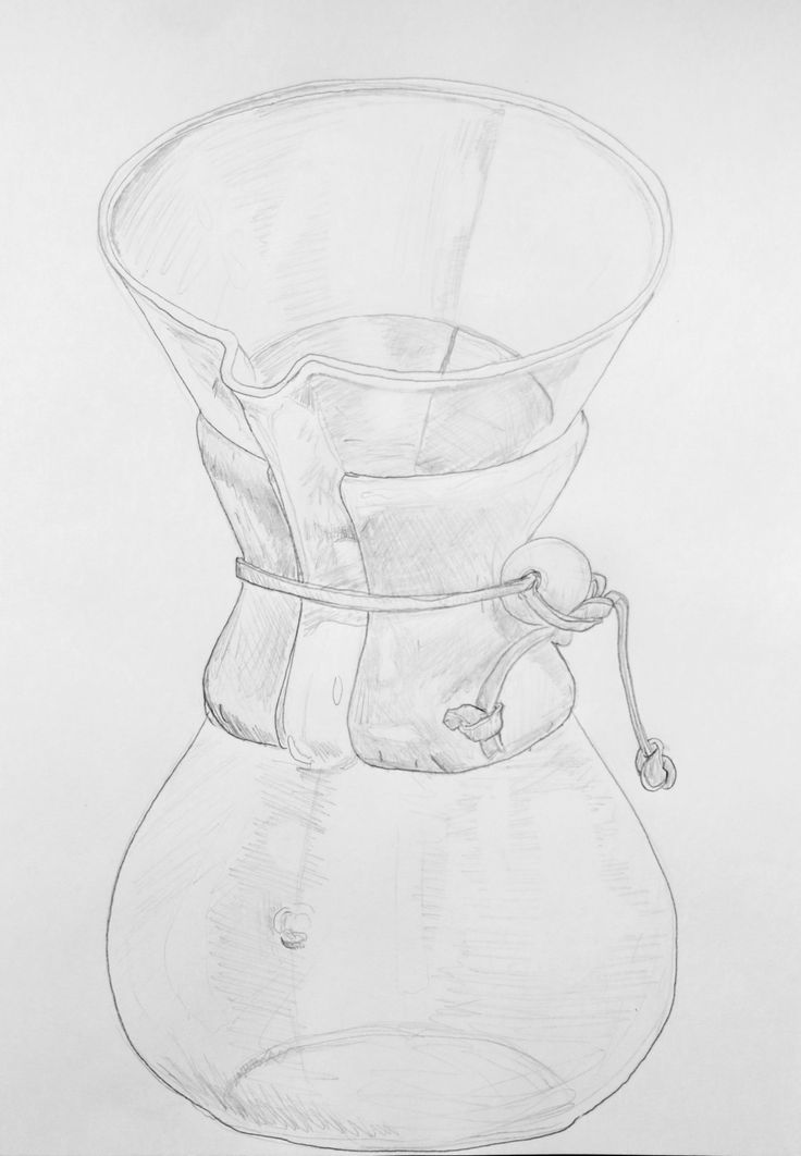 Here's a sketch of a chemex I made in the time it took me to drink a cup of coffee. I thought this would be a good way to start posting again after a long break. It's been ages since my last post here. Having traveled around Southeast Asia for two...