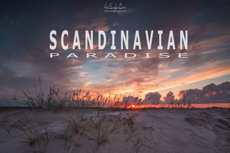 "Scandinavian Paradise. ""Revealing"" a specific location.  Reasons why I became a photographer. A few rules I try to stick to ."