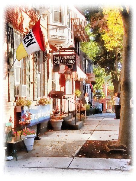Forevermore Shop, Gettysburg, Pennsylvania