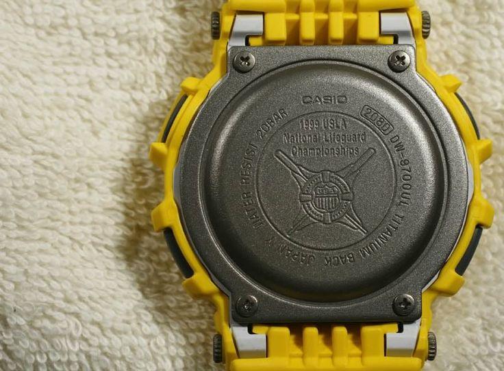G-SHOCK DW-9700UL-9T (Gulfman)