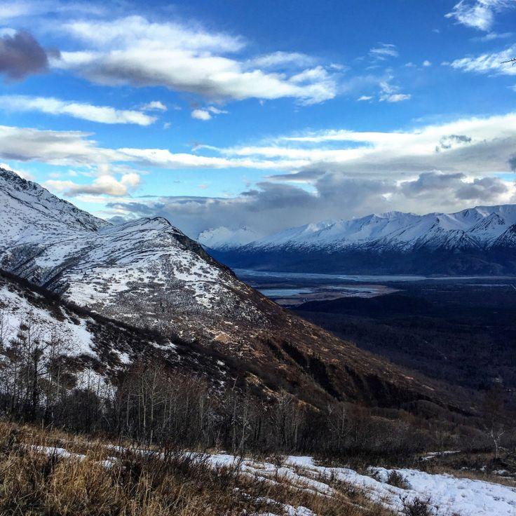 Lazy Mountain – Palmer, Alaska – brittanytravelPT