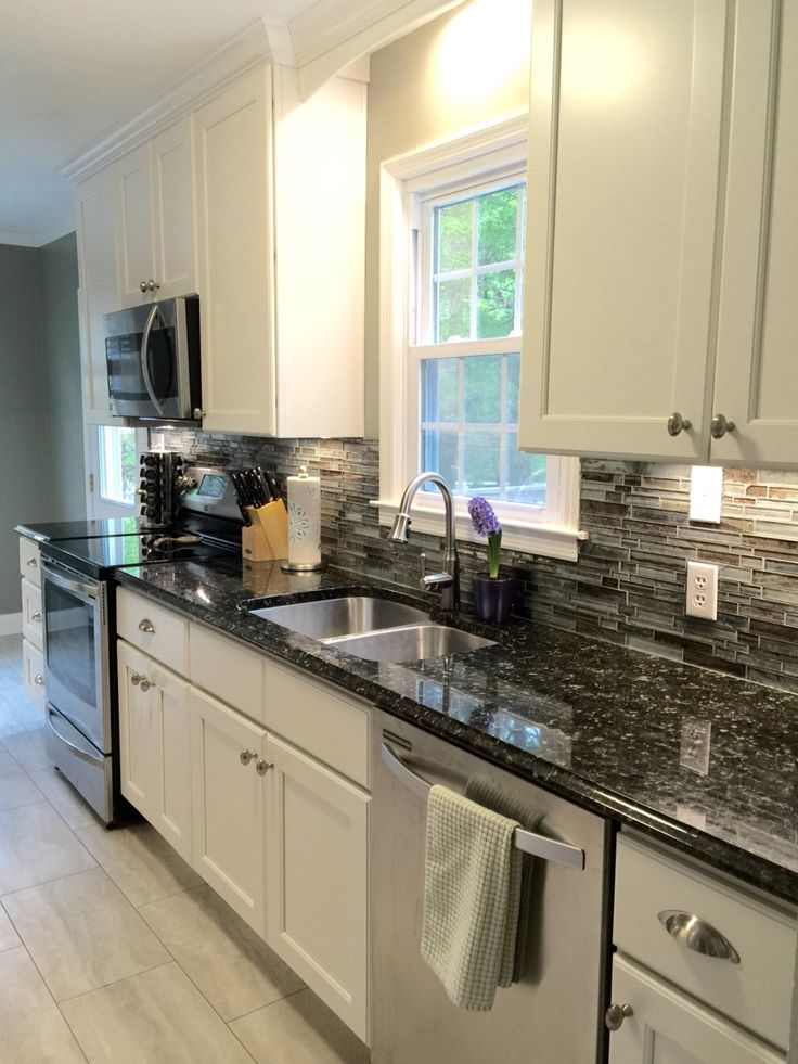 My beautiful galley-style kitchen renovation with Allen ...