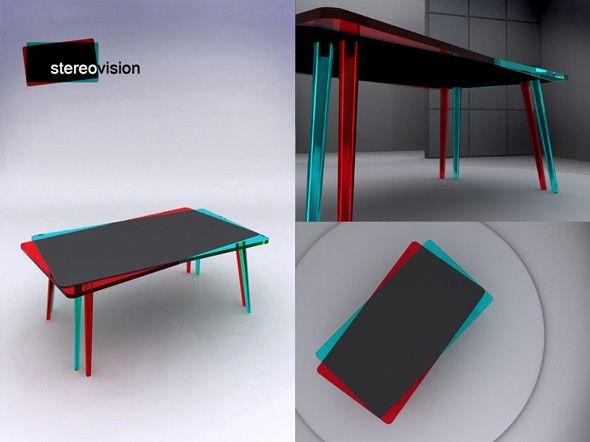 DESIGN >>> Tables basses par John Nouanesing - Journal du Design
