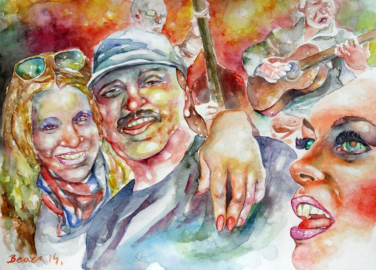 Ðorde Beara 2014 - akvarel 30x40 - 03