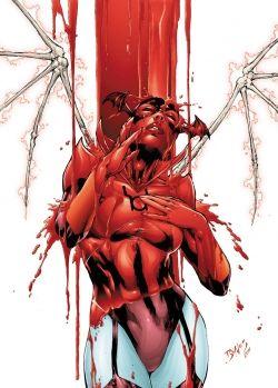 Red Lantern / Bleez (Красный Фонарь / Близ)