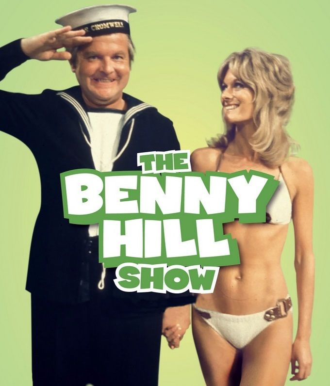 my dad loved this show....this is the introduction to the monty python humor.....TV-Classic Comedy-The Benny Hill Show