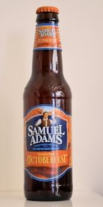 Samuel Adams Octoberfest - Boston Beer Company (Samuel Adams) - Jamaica Plain, MA - BeerAdvocate