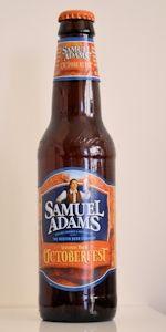 Samuel Adams Octoberfest - Boston Beer Company (Samuel Adams) - Jamaica Plain, MA - BeerAdvocate