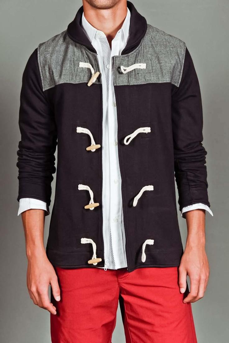 Nice looking coat.