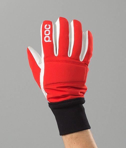 Poc - Nail Color Snow Gloves Bohrium Red - Ridestore.com